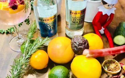 Mocktails and Me (6): 101 ways with Tonic Water Sheep in Wolves Clothing