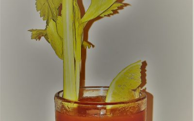Mocktails and Me (10): Sober Bloody Mary
