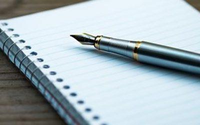 Wellness Goals: Benefits of Journaling